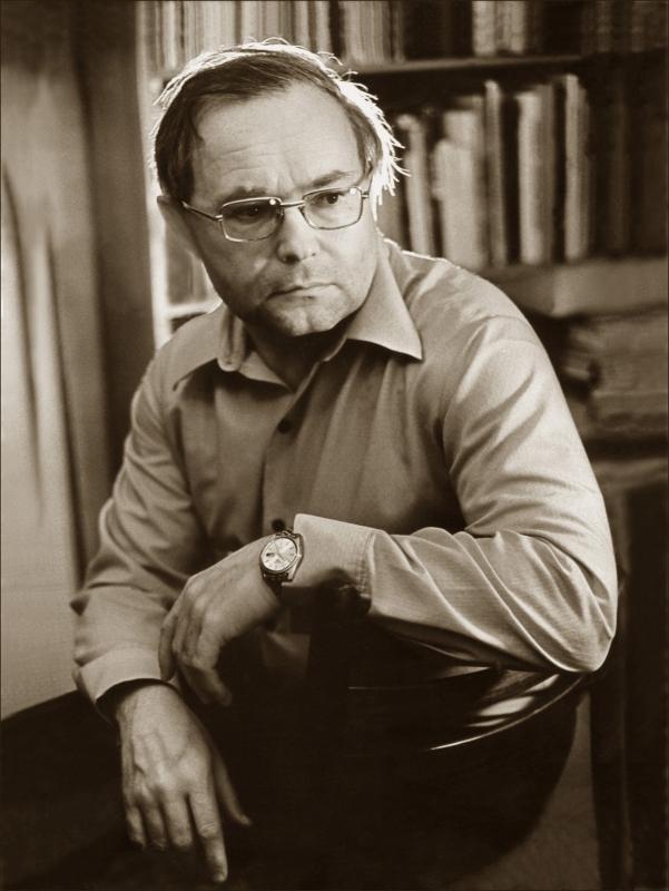 А.П. Ершов в день своего 50-летия. 1981