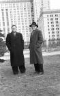 Р.Л. Фрум-Кетков и А.П. Ершов, аспиранты МГУ,1956 г.