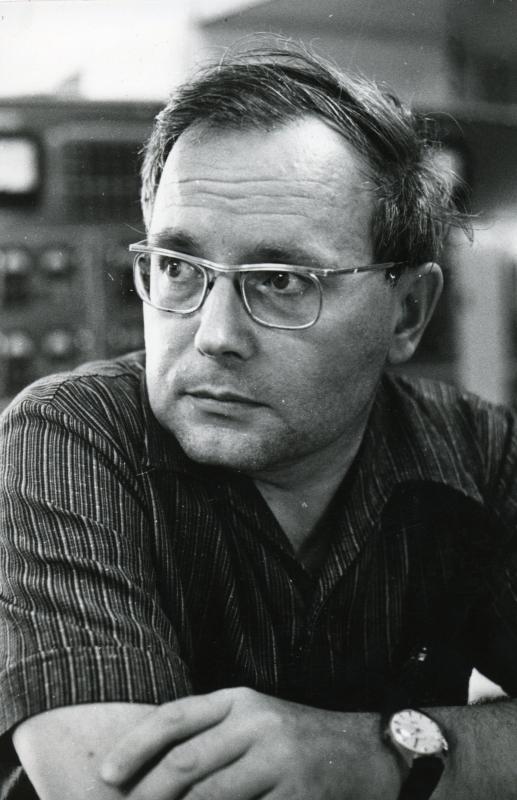 А.П. Ершов. Ок. 1980 г.