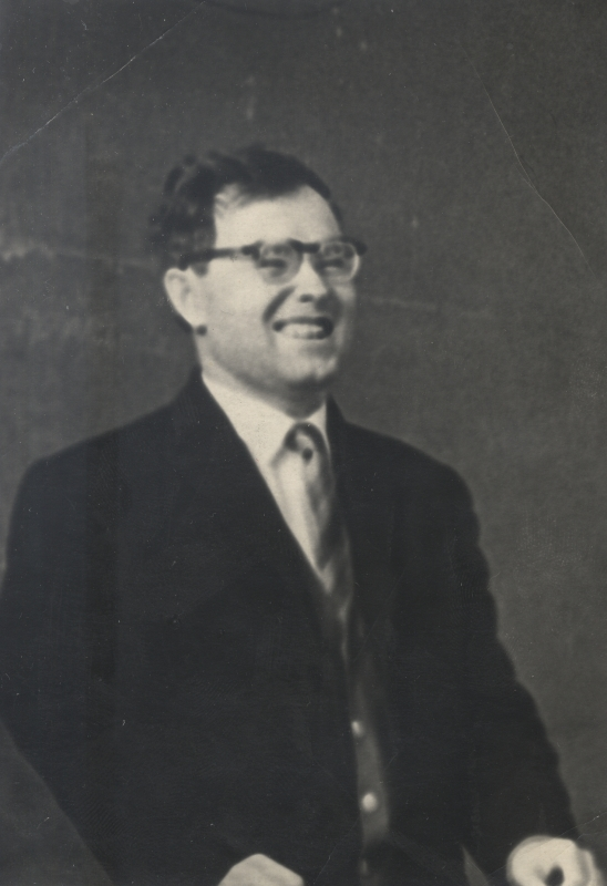 А.П. Ершов - председатель Оргкомитета ВКП-2. 1970 г.