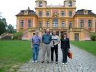 Г. Томе, М. Трахтенброт, В. Сабельфельд, О. Томе, Германия, 2005 г.