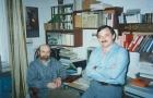 Г.И. Алексеев и С.П. Мыльников, 1995 г.