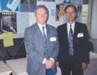В.Л. Катков и И.В. Поттосин, Линц, Австрия, 1997 г.