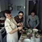 Р.Д. Мишкович, Л.И. Котова, О.Я. Давыдова, 1985 г.