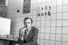 Г.И. Алексеев в кофе-клубе