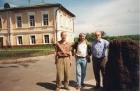 И.В. Поттосин, А.В. Замулин и Н. Вирт в Томске